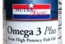 Specialty Supplements / NutraSense has a powerful array of specialty supplements like CoQ10, Omega 3 Fish Oil and SelenoSense, with eXselen that help maintain a healthy body.