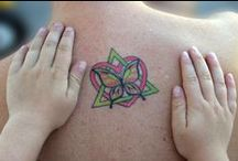 Adoption Tattoos / Tattoo ideas for adoptive parents, adoptees or birth parents