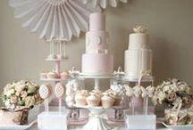Candy Bar / Bialy selecciona las mejores mesas, aunque cada novia tiene un sueño distinto