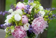 Ramos de novia, bouquets, flores...
