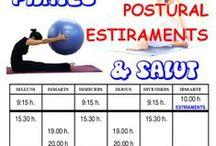 K-Fem: Pilates, Embarassades, Estiraments, Salut, Postural / Actividades en K-Fem: Pilates, Embarassades, Estiraments, Salut, Postural, Zumba, Steps, Aerobic, Fitness, GAP, Cardiobox