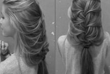 Amazing hair / You can dream of trying these