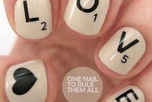 Nail art / Cuz ongoing nails
