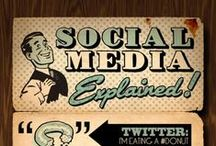 Social Media / Great blog posts, infographics, and insights for social media, social media marketing, and social media networking related to Facebook, Google+, LinkedIn, Pinterest, and Twitter. Tweet us with the tag #socialmedia @mxdmediafusion to be added to this board! :)