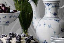 Royal Copenhagen / Masser af lækker porcelæn og inspiration.