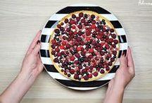 Recette de desserts sur le blog / Pleins de desserts pour faire le plein d'énergie, de sucre ...