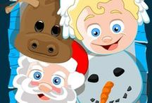 Candy Blast Christmas Carol / Candy Blast Christmas Carol game design 2014 Christmas  programming: Laszlo Takacs design: Eva Pal
