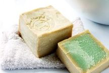 Bath & SPA Treasures / The Perfect Bath Ingredients | Enjoy yourself with perfume, candles, soaps, bath salts & essential oils