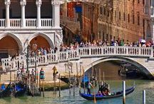 Venezia / Magic, charming and unforgettable Venice, city of water, of bridges, of art!