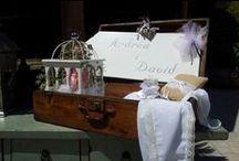 Nuestra Boda: Andrea y David / Bialy Eventos: Bodas DIY; decoración bodas;  Wedding planner: