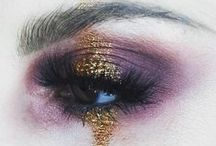 Makeup / I wish I had the skills for all this stuff