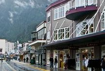 Juneau / Alaska/ Juneau. #travel  what to do in Juneau:  - downtown juneau: - mount roberts trail / tramway - red dog saloon - whale wachting - the valley: - airport - mendenhall glacier visitor center - mendenhall ice caves - mendenhall wetlands state game refuge - douglas island: - sandy beach - douglas harbor