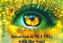 Intuition ideas / Abot hot to sharpen our intuition