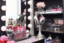 Organiza tus maquillajes / Organizadores, muebles, ideas!