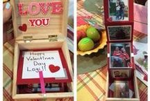 Lindas Ideas ROMANTICAS! / Para San Valentin, Aniversarios, Fechas importantes.. etc!