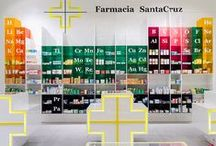Pharmacy Design / Ideas for Pharmacy Interior Design