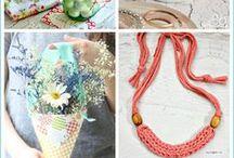 Christmas Gift Ideas / Homemade Christmas gifts.