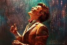 Whovian To The Core / I love and breathe Doctor Who. It's sort of a problem (except not really). / by Cailin Lindsay