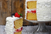 Tartas y dulces/Cakes & sweets / Aquí encontrarás todo tipo de tartas y dulces - Here you will find all kinds of cakes and sweets