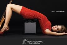 Pentagrama / Pentagrama Escuela de Música Online www.pentagrama.org por Virtuosso Producciones