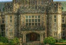 British & Irish estates and UK fine homes  / British Estates / by J H Russell