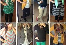 My Style / Styles I love and Notes to my Stitch Fix Stylist