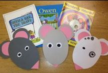 Read Aloud activities / Get your kids reading with these great reading ideas and inspiration for extension activities with your favorite read alouds. Reading is fun!