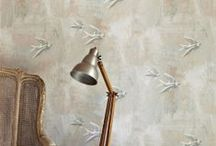 Wonderful Wallpaper / To view our full Wallpaper collection look online at In-Spaces.com