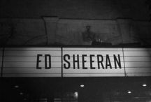 Ed Sheeran  / Just an amazing 23 year old, red haired British singer-songwriter who stole my love with his voice, good attitude and songs