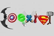 Superheros / DC Comics, Marvel, etc