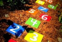 Playscape / Natural Play ideas,which is easily incorporated into the landscape.