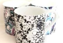 Marvelous Mugs / Breakfast can be even more special with these beautiful mugs