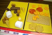 Shapes / Ideas and Inspiration for learning about shapes and teaching shapes to kids!