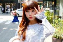 Style Corée / Elle Sont Trop Belle, Trop Stylée