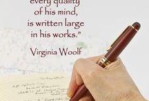 Wonderful words & writing