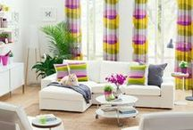 Amazing Living Spaces / A round up of carefully visualized living rooms that will appeal to your tastes. Take inspiration from these while re-doing your home!