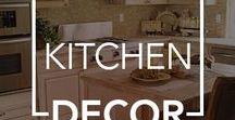 Kitchen Decor / For those of us who love cooking and eating, having a good kitchen is a must.