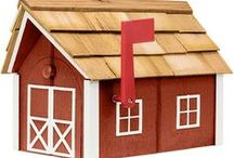 Classy Mailboxes / Great mailboxes that will increase your curb appeal!