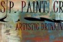 Sparrow Pond Campground's Sip.Paint.Create. / Social Painting Events