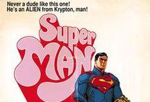 DC Comic Movie Posters