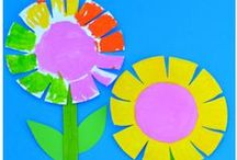 Spring Activities For Kids / Ideas and Inspiration for spring activities to do with 3-7 year olds.