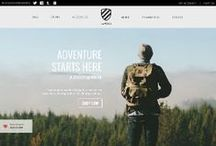 Web Dsgn / Web, UI, UX design inspiration