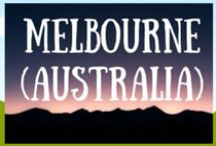 Melbourne (Australia) Travel Inspiration / The best information, tips and itineraries for travel in Melbourne, Australia from around the web. Get your daily dose of Melbourne Travel Inspiration right here!