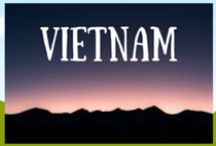 Vietnam Travel Inspiration / The best information, tips and itineraries for travel in Vietnam from around the web. Get your daily dose of Vietnam Travel Inspiration right here!