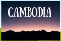 Cambodia Travel Inspiration / The best information, tips and itineraries for travel in Cambodia from around the web. Get your daily dose of Cambodia Travel Inspiration right here!