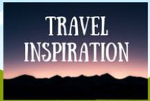 Travel Inspiration / The best in wanderlust from around the web! Get your daily dose of travel inspiration here!