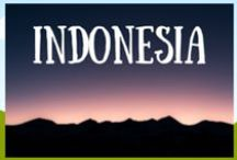 Indonesia Travel Inspiration / The best information, tips and itineraries for travel in Indonesia from around the web. Get your daily dose of Indonesia Travel Inspiration right here!