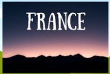 France Travel Inspiration / The best information, tips and itineraries for travel in France from around the web. Get your daily dose of France Travel Inspiration right here!
