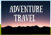 Adventure Travel / This board has the best in adventure travel from around the web. Find your next travel adventure here!