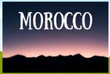 Morocco Travel Inspiration / The best information, tips and itineraries for travel in Morocco from around the web. Get your daily dose of Morocco Travel Inspiration right here!